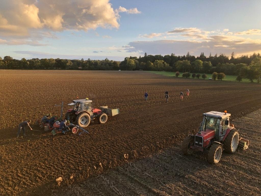 Calendrier 2021 - Jeunes Agriculteurs du Calvados