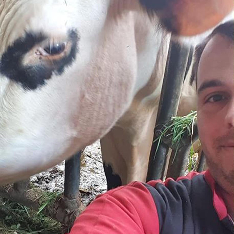 Stanislas Dutel - secrétaire général - Jeunes Agriculteurs du calvados