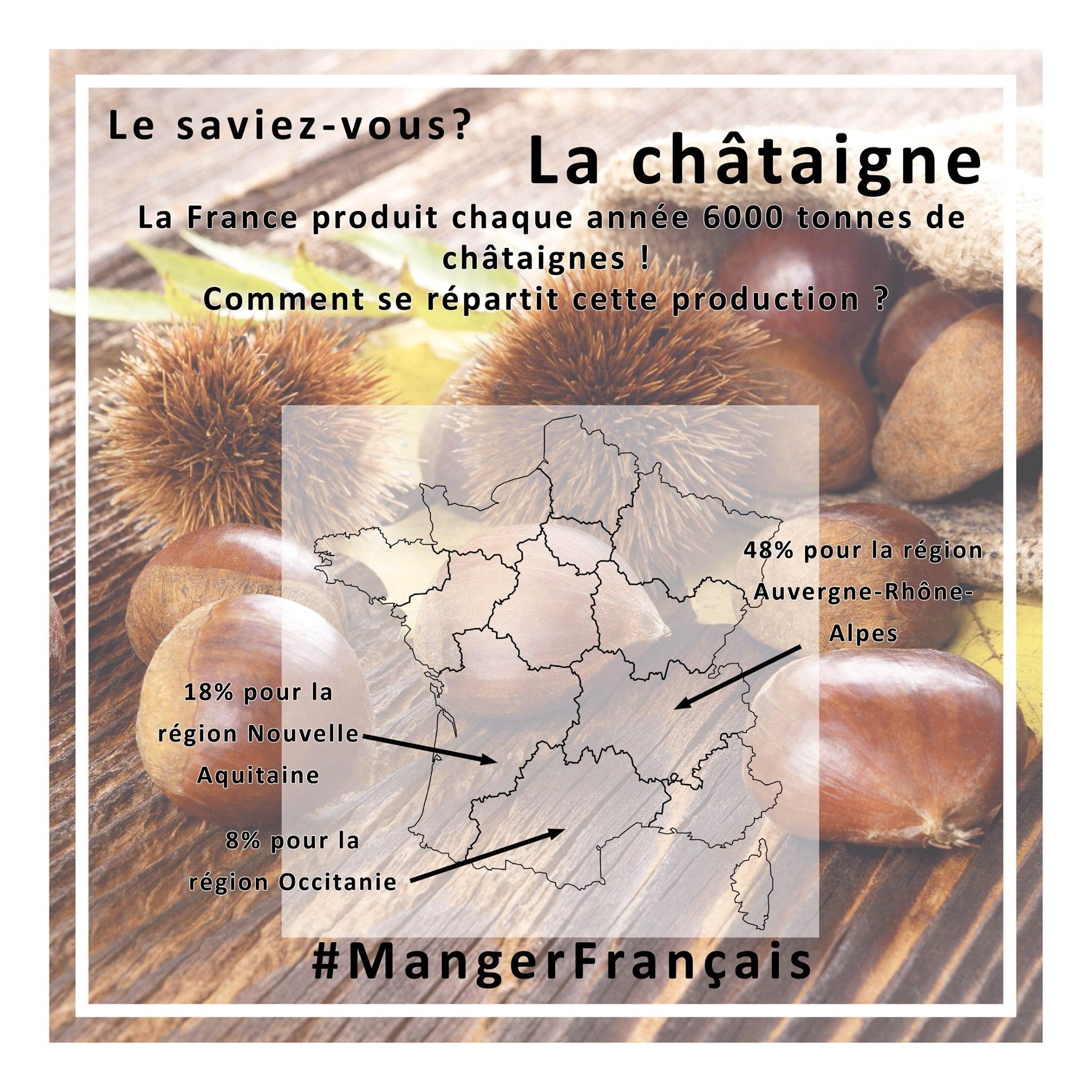 Réseau JA - La Châtaigne - Jeunes Agriculteurs du Calvados - JA14