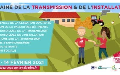 Semaine de la Transmission et de l'Installation