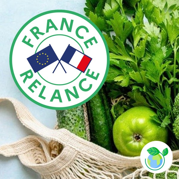 Plan France Relance - le fond avenir bio - Jeunes Agriculteurs du Calvados - Informations officielles