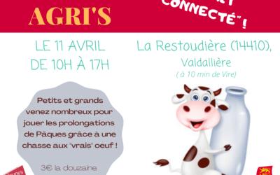 #EntrezCestOuvert Dimanche 11 Avril
