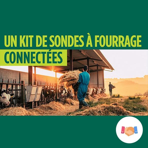 Kit de sonde à fourrage connectées - JA du Calvados - Informations officielles